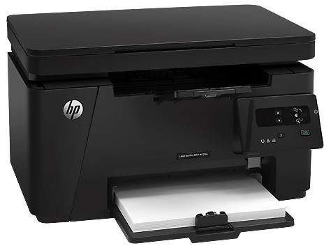 Printer HP M125NW, C/B laserski, print/copy/scan wireless