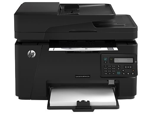 Printer HP M127fn, laserski C/B, pr...
