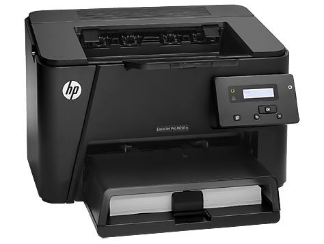 Printer HP M201n, laserski C/B, LAN